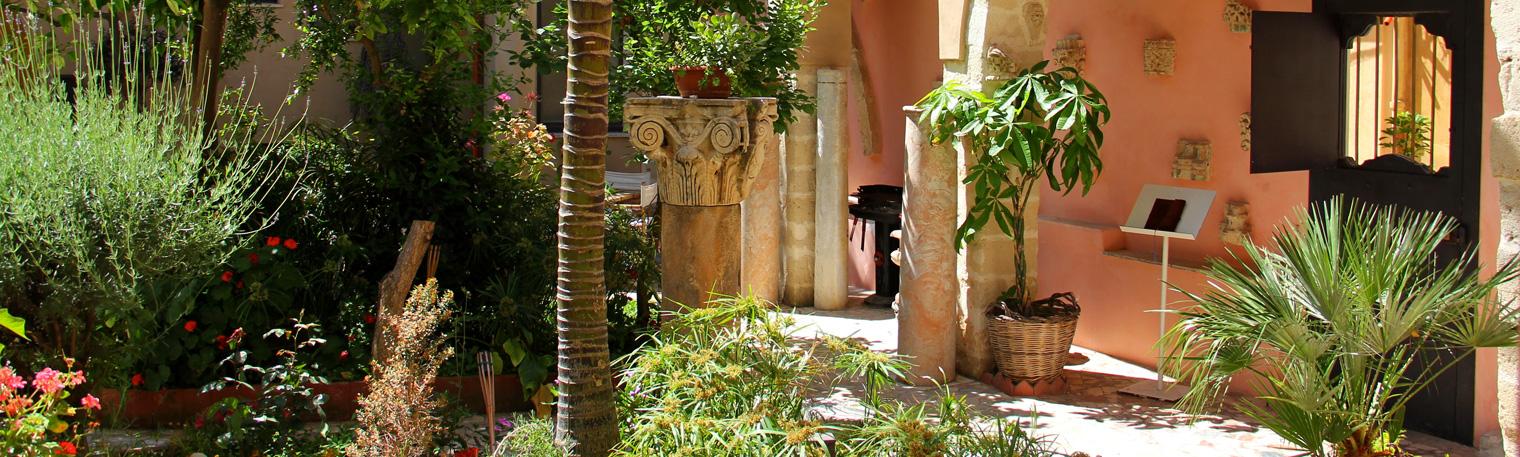 Holidays in sicily antica corte delle ninfee dimora - Giardino delle ninfee ...